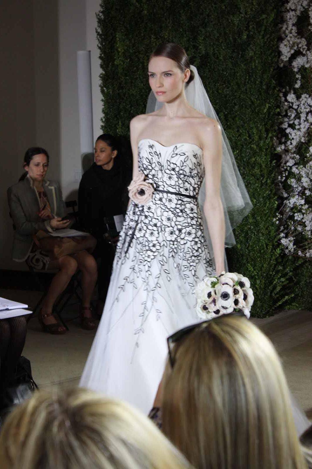 spanish wedding dresses 2011