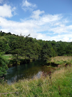 River Wye near Ashford in the Water