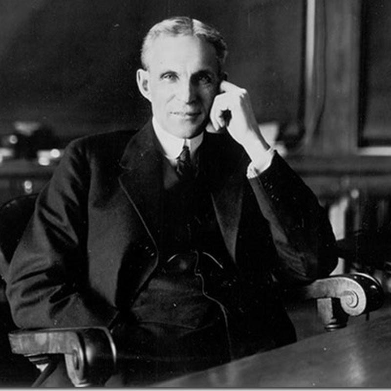 """Henry Ford: O replică pentru """"inteligenți"""""""