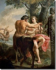 Achilles-And-The-Centaur-Chiron