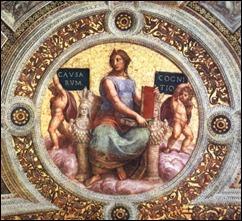 Raffaello Sanzio, Allegory of Philosophy