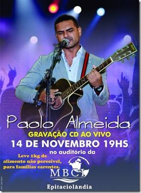 Paolo Almeida_lançamento