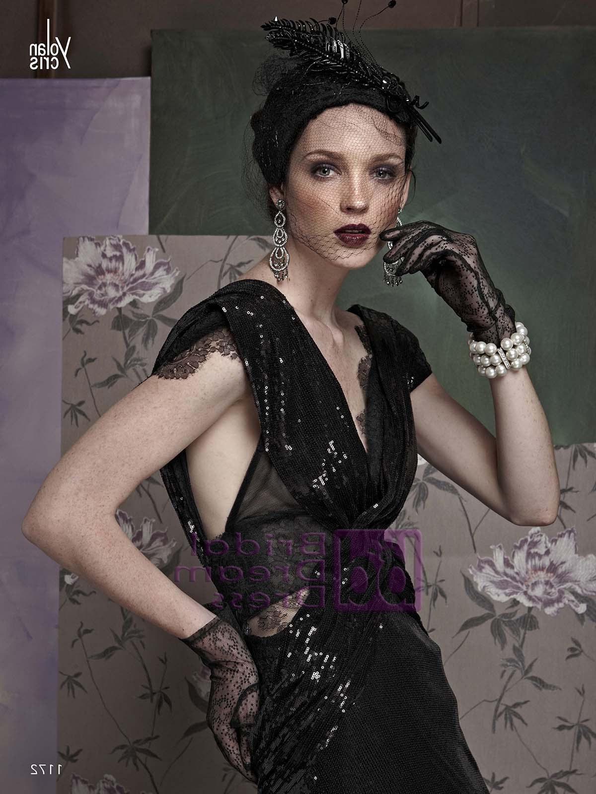 YolanCris Night Collection Art Deco 1172