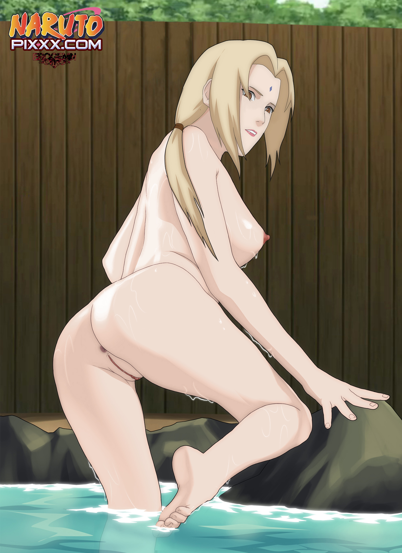 Tsunade Hot Bath - Erojarvis | Hentai and Pixxx Edits