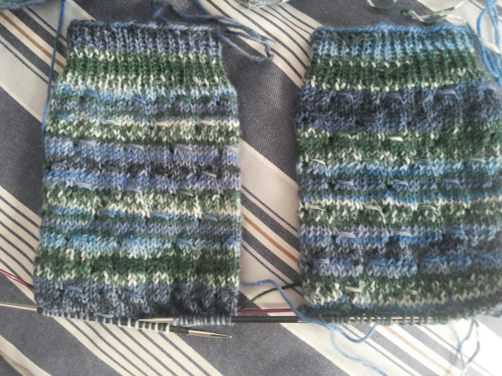 Tejiendo en la Isla: Arne y Carlos diseñan lana para mis calcetines