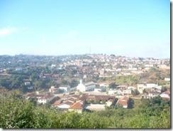 Vista aérea de Santa Maria do Suaçuí