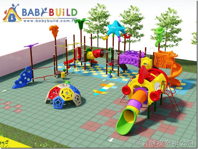 BabyBuild遊具器材規劃