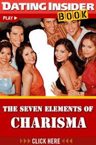 Cover of Dating Insider's Book The Seven Elements Of Charisma