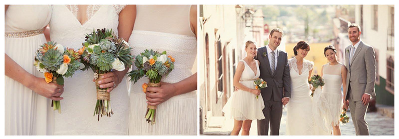 Real Destination Wedding: