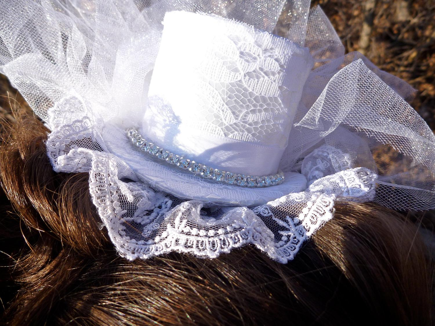 Wedding Bridal Hair Piece,