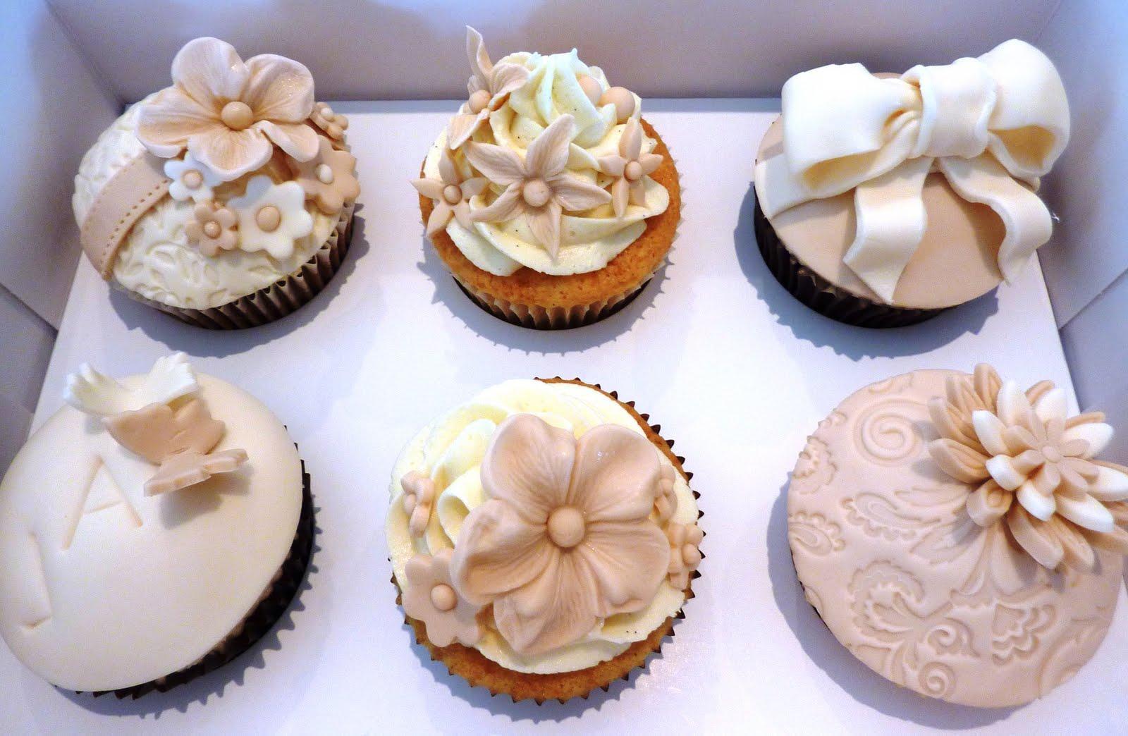 wedding cupcakes designs