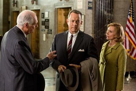 Alan Alda, Tom Hanks, Amy Ryan in Bridge of Spies