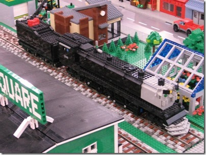 IMG_0819 Puget Sound Lego Train Club Layout at the WGH Show in Puyallup, Washington on November 21, 2009