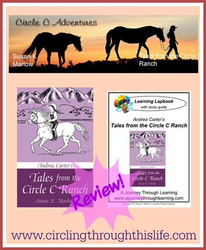 Tales from the Circle C Ranch ~ A review by Tess at Circling Throught This Life
