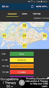Lastest SG Air Quality (PSI) APK for Android
