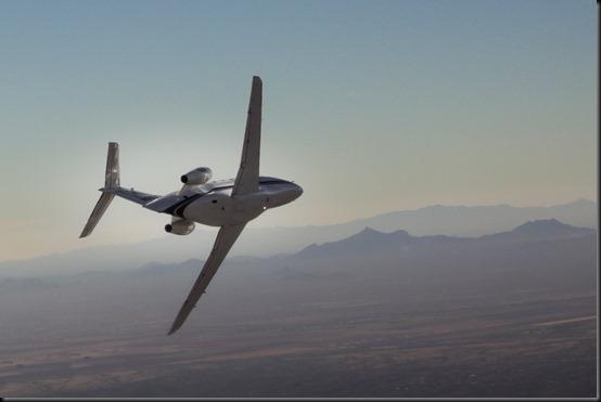 Beechcraft Raytheon Premier Jet