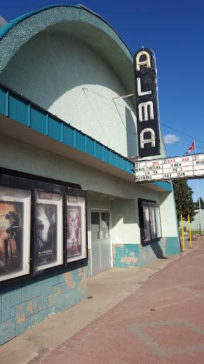 Alma Theatre, 1022 2 Ave, Wainwright, AB T9W 1K7, Canada, Movie Theater, state Alberta
