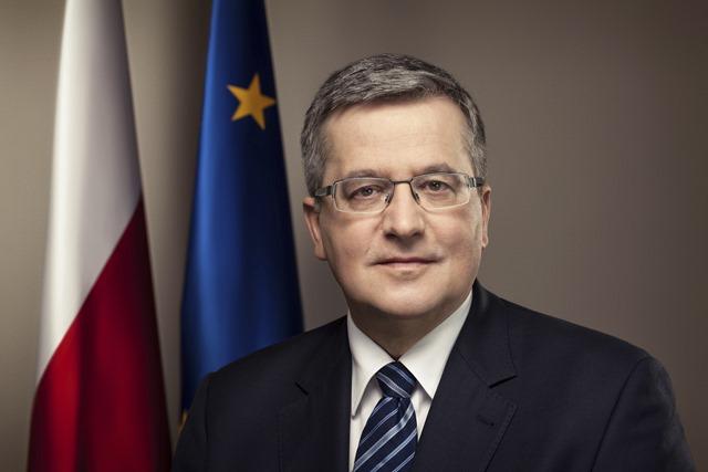 31/01/2013 Warszawa<br />Oficjalne Portrety Prezydenta Bronislawa Komorowskiego.<br />Fot. Wojciech Grzedzinski/KPRP