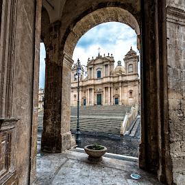Noto - Sicilia by Antonello Madau - Buildings & Architecture Statues & Monuments