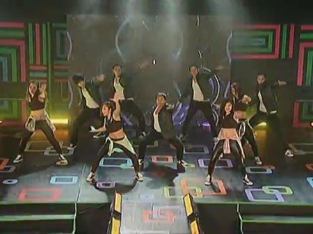 PBB 737 Dance Concert