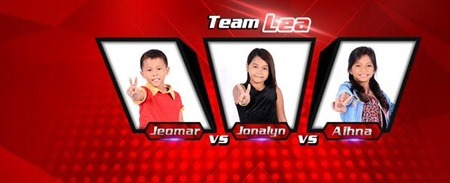 The Voice Kids PH 2 - Team Lea (The Battles)