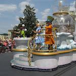 Celebrate a Dream Come True parade in the Magic Kingdom in Disney 06052011j