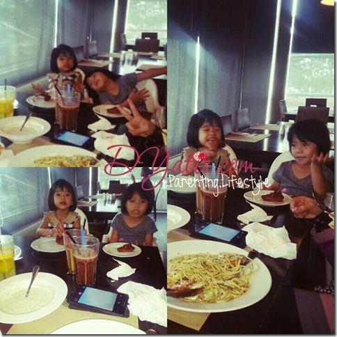 Makan Tengahari di Restoran Fork & Knife, Kuching (5)