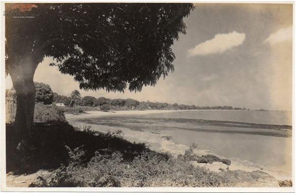 Ilha do Mosqueiro foto antica - Belém do Parà, fonte: coleção fotoetnográfica de Carlos Estevão de Oliveira