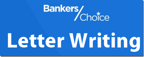 Letter Writing tips for SBI PO