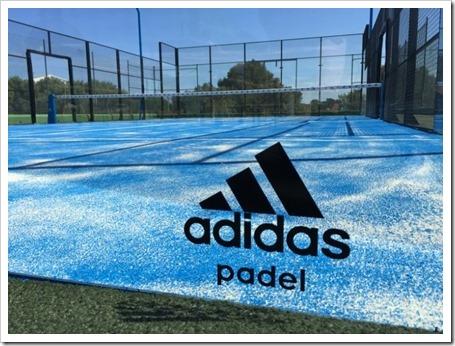 Pistas de pádel ADIDAS All For Padel homologa a Redsport como su fabricante oficial.