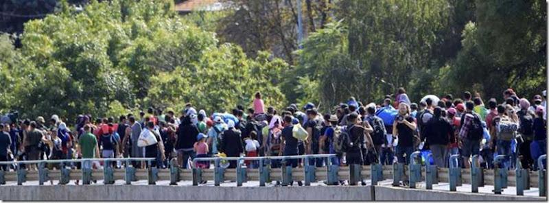 Immigrati-marcia-Vienna