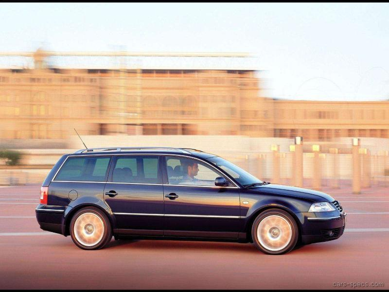2002 volkswagen passat wagon specifications pictures prices. Black Bedroom Furniture Sets. Home Design Ideas