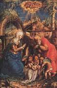 libro preghiere sforza illustrazione