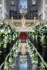 Album (digital) de fotos de Igreja Nossa Senhora do Rosário | Leme. Fotografias digitais da Carla Flores, que faz decoração floral em eventos sociais e corporativos usando as mais lindas flores. Faz bouquet (buquê) de noiva, decoração de casamento, decoração de festas, decoração de 15 anos, arranjos de mesa, decoração de salão de festa, locação de mobiliário, decoração de igreja, arranjos de casamento e decoração dos mais lindos eventos. Atua em Niterói, Rio de Janeiro (RJ).