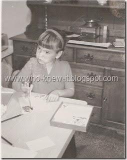 Debi writes letter
