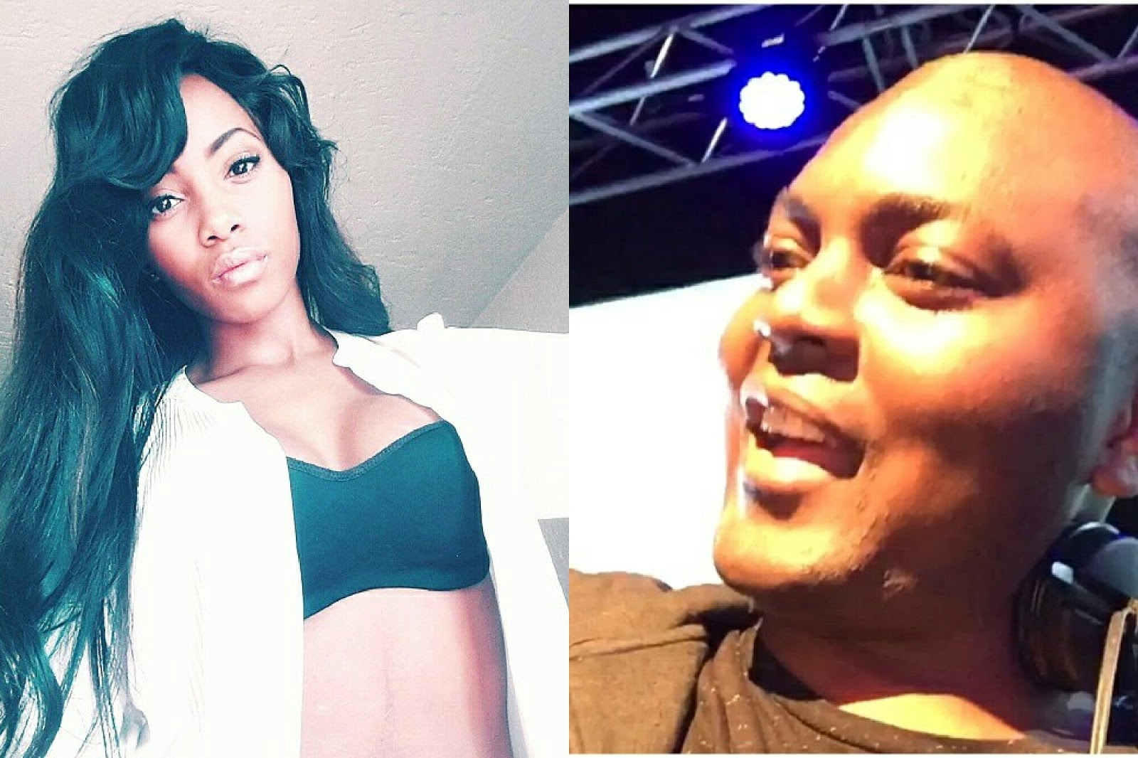 It is being reported that popular DJ, Euphonik, And former Miss Teen SA, Celeste Khumalo, are an item. - 1433740931858