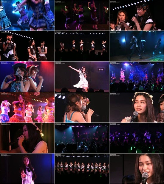 "(LIVE)(公演) AKB48 チームK ""RESET"" 田野優花の生誕祭 150401"