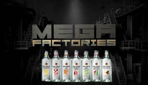 Megafabryki Bacardi / Megafactories Bacardi (2011) PL.TVRip.XviD / Lektor PL