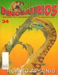 P00034 - Dinosaurios #34