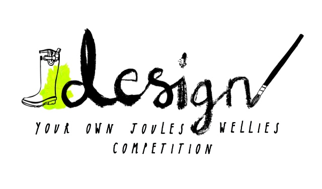 Joules Design your own welly competition