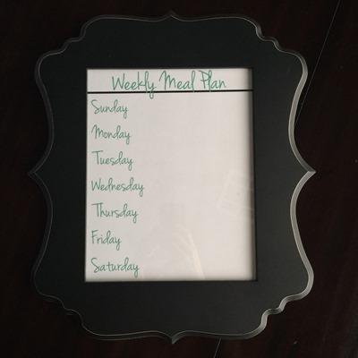 Weekly Meal Plan Free Printable | Just Wait til You have Kids