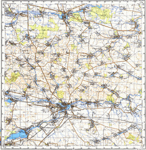 Map 100k--m35-079--(1987)
