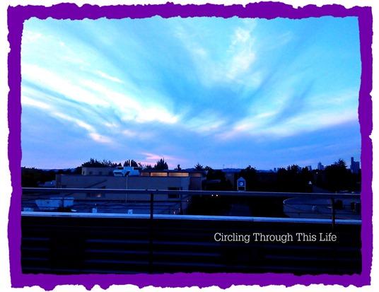 Sunset Sky at Doxaxon