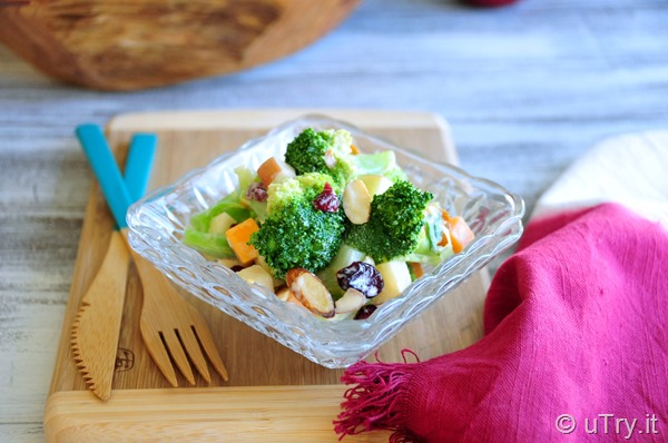 Come check out how to make this healthy, refreshing and hearty salad.  This is one of my family's favorite salad for Fall!  http://uTry.it
