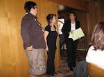 Organizatorki letošnjega strokovnega srečanja in spremljevalnih prireditev