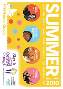 Cover of Joy Of Life's Book Summer 2010 Free British Events Brochure