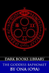 Cover of Order of Nine Angles's Book The Goddess Baphomet (According to the Sinister Tradition)