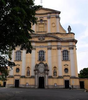 Kościół Wniebowzięcia NMP i Św. Maternusa