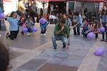 Baloo haciendo una danza