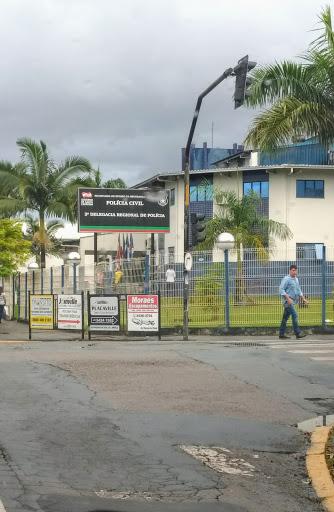 CIRETRAN Joinville, R. Blumenau, 2103 - América, Joinville - SC, 89204-328, Brasil, Entidade_Publica, estado Santa Catarina
